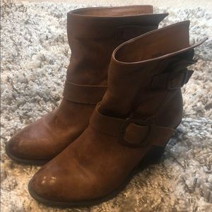 Lucky Brand uncle boots!!